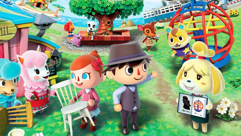 phénonène Animal Crossing